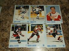 1993-94 CLASSIC HOCKEY DRAFT # 132 DANIEL GUERARD Hockey Card