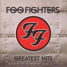 "FOO FIGHTERS ""GREATEST HITS"" CD 16 TRACKS NEU"