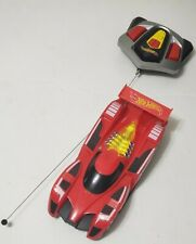 Hot Wheels Remote Control Car Tested Working Lights Up Rc Toy
