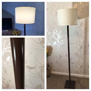 Metal Standard  Floor Lamp