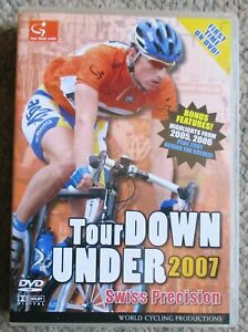 2007 Tour Down Under World Cycling Productions 3 DVD 5 hrs Very Clean