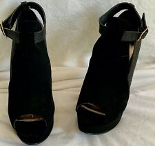Charlotte Russe toe out heels