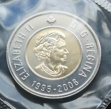 *** CANADA  TOONIE  2006   ***  PROOF  LIKE  ***  SEALED  COIN  ***