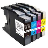 4Pcs LC71 LC75 LC-75 LC79 Ink Set for Brother MFC-J425W J625DW J825DW J835DW