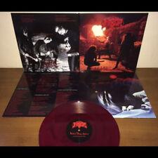 IMMORTAL - Diabolical Fullmoon Mysticism LP Red Colored Vinyl NEW COPY ABBATH