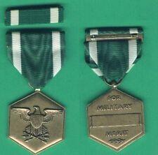 Us Navy / Marine Commendation Medal w/Ser rib