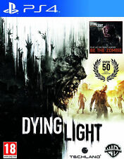 Dying Light -- Be the Zombie Edition (Sony PlayStation 4, 2015)