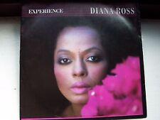 DIANA ROSS, EXPERIENCE / OH TEACHER. ORIGINAL; 1985 CAPITOL SINGLE