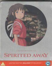 SPIRITED AWAY (La Città Incantata) - Steelbook (Blu-ray) - NO in Italiano