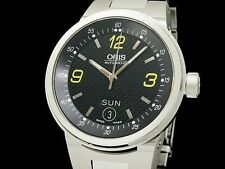 Oris Pulsar Adult Casual Round Wristwatches