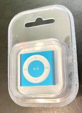 Apple iPod shuffle new in box, 2Gb, blue, 4th generation