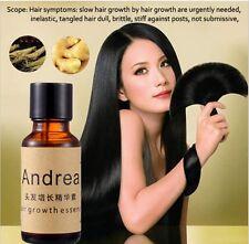 Andrea pérdida de cabello Suero estimular el crecimiento del cabello esencia líquido 100% natural Extracto