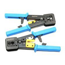 EZ rj45 crimper hand network tools pliers rj12 cat5 cat6 8p8c Cable Stripper