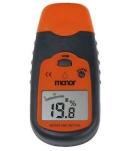 Manor Wood Moisture Meter