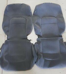 Toyota Landcruiser 200 series cloth seat skins