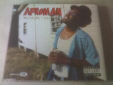 AFROMAN - BECAUSE I GOT HIGH - UK CD SINGLE