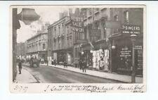 Postcard. West End, Chatham, High Street. 1907