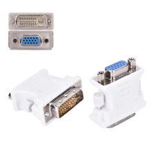 DVI-D Digital Dual Link Male 24+1 to VGA Card Female Adapter Computer Monitor