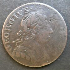 1775 Colonial  U.S. - Great Britain 1/2 Penny,   older   coin           # 885