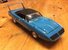 1/25 Plymouth Roadrunner Superbird in plastica molto ben costruito e dipinto!