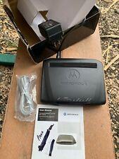 Motorola DSL Wi-Fi Gateway 2247-n8 wireless modem