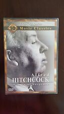 Alfred Hitchcock: Master of Suspense - 10 Movie Classics DVD New