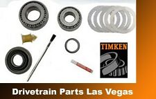 "Ford 10.5"" Pinion Install Rebuild Overhaul Kit 2008-2011 12 Bolt Timken Bearings"