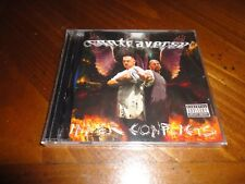 Chicano Rap CD CONTRAVERSY - Inner Conflicts - Sick Jacken of Psycho Realm PHAME