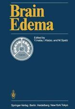 Brain Edema (2011, Paperback)