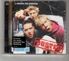 (HP430) Busted, A Present For Everyone - 2003 CD