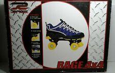 Vintage Rage 4x4 Quad Roller Sneaker Skates Child Sz 7
