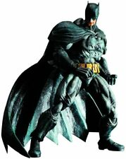 FLAWED BOX Batman Arkham City Dark Knight Returns Skin Play Arts Kai Figure