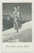 AK -  Neujahr - Poststempel Bad Kreuznach (J116)