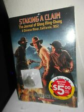 Staking a Claim,the Journal of Wong Ming-Chung & Until The Last Spike New Sealed