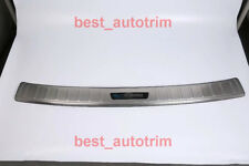 Stainless Outsid Rear Bumper Protector Trim For Subaru XV hatchback 2017 2018
