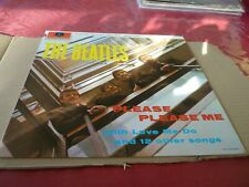 THE BEATLES---PLEASE PLEASE ME     LP