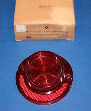 NOS GM # 5955333 1964 Chevrolet Impala stop tail light lens
