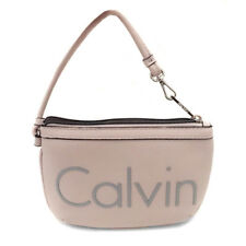 NEW Genuine CALVIN KLEIN Queen Pink Purse Wallet Clutch Bag Handbag Wristlet