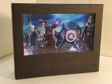 Marvel Avengers (3D/Blu-Ray/DVD, 2012) Best Buy Exclusive Collector's Edition