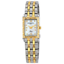 Raymond Weil Tango Mother of Pearl Dial Ladies Watch 5971-SPS-00995