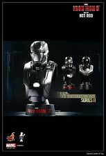 1/6 Hot Toys Iron-Man 3 Mark 22 XXII MK22 Hot Rod De collection Bustes En vrac