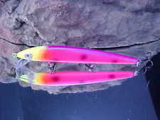 Rapala® Husky Jerk HJ12-2075 UV Custom-Painted WARRIOR LURES for WALLEYE/SALMON
