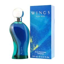 WINGS 100ml EDT Spray For Men By Giorgio Beverly Hills