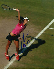 "ANA IVANOVIC AUTOGRAPHED SIGNED 8"" X 10"" TENNIS PHOTO W/ COA"