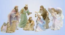 "Nib 78912 Retired Roman ""Seraphim Classics"" 3 Piece Nativity Three Kings 2007"