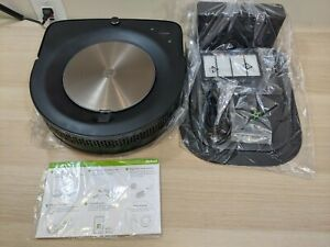 iRobot Roomba s9 Wi-Fi Connected Robot Vacuum - Java Black
