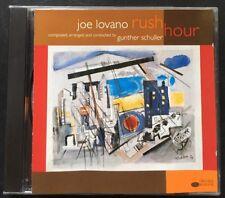 "JOE LAVANO ""RUSH HOUR"" 1995 CD Album"