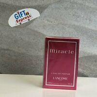 Lancome Miracle for Women Eau de Parfum Spray 1.0 oz Brand New In BOX