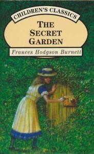 The Secret Garden-Frances Hodgson. Burnett