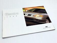 1999 Hyundai Elantra Brochure